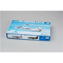 Trumpeter 01654 1/72 English Electric (BAC) Lightning F.2A/F.6