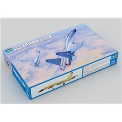 Trumpeter 01662 1/72 Chinese J-11B Fighter