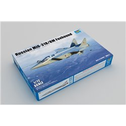 Trumpeter 01680 1/72 Russian MiG-31B/BM Foxhound