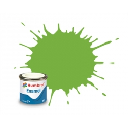 HUMBROL Peinture Enamel 38 LIME 14ml GLOSS