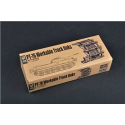 Trumpeter 02047 1/35 PT-76 Workable Track links
