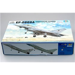 Trumpeter 02278 1/32 EF-2000 Eurofighter Typhoon