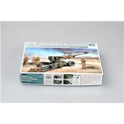 Trumpeter 02306 1/35 M198 155mm Medium Towed Howitzer (early version)