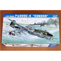 Trumpeter 02814 1/48 Fw 200C-4 Condor
