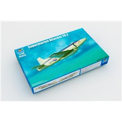 Trumpeter 02867 1/48 Supermarine Attacker FB.2 Fighter