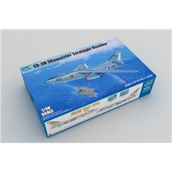 Trumpeter 02871 1/48 EA-3B Skywarrior Strategic Bomber*