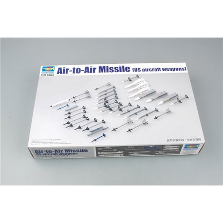 Trumpeter 03303 1/32 US aircraft weapons-- Air-to-Air Missile