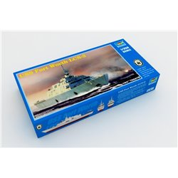 Trumpeter 04553 1/350 USS Fort Worth LCS-3