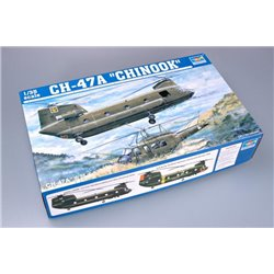 """Trumpeter 05104 1/35 CH-47A """"CHINOOK"""""""