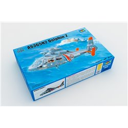 Trumpeter 05106 1/35 AS365N2 Dolphin 2 Helicopter*