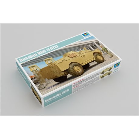 Trumpeter 05516 1/35 Russian NBC (LATE)