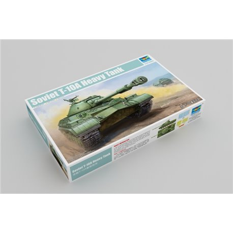 Trumpeter 05547 1/35 Soviet T-10A Heavy Tank