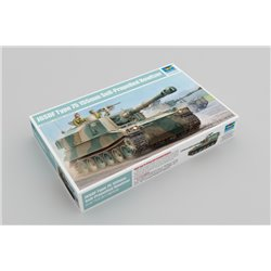 Trumpeter 05577 1/35 JGSDF Type 75 155mm Self-Propelled Howitzer