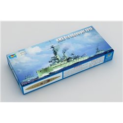Trumpeter 06705 1/700 HMS Dreadnought 1915*