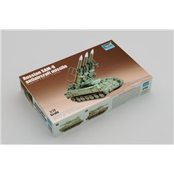Trumpeter 07109 1/72 Russian SAM-6 antiaircraft missile
