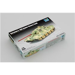 Trumpeter 07121 1/72 German E-100 Super Heavy Tank