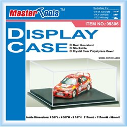 Trumpeter 09806 Display Case 117mm x 117mm x 52mm