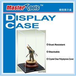 Trumpeter 09807 Display Case 117mm x 117mm x 206mm