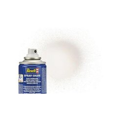 Revell 34104 Peinture Bombe Blanc Brillant – White Gloss Spray 100ml
