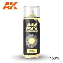 AK Interactive AK1021 Peinture Bombe CHAIR - FLESH BASE SPRAY 150ml
