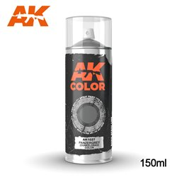 AK Interactive AK1027 Peinture Bombe PANZERGREY DUNKEL GRAB COLOR SPRAY 150ml