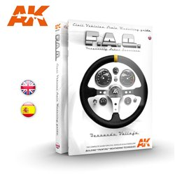AK INTERACTIVE AK282 CIVIL VEHICLES SCALE MODELLING F.A.Q - ENGLISH