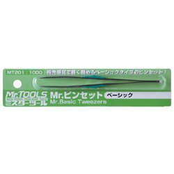 GUNZE Mr Hobby MT201 Précelle Basic – Basic Tweezer