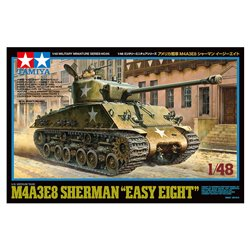 "Tamiya 32595 U.S. Medium Tank M4A3E8 Sherman ""Easy Eight"""