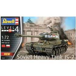 Revell 03269 1/72 Soviet IS-2 Soviet Heavy Tank