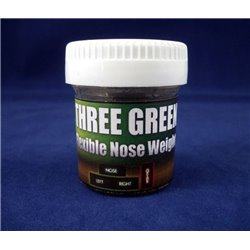Uschi Van Der Rosten 4011 Three Green 100g Flexible Nose Weight