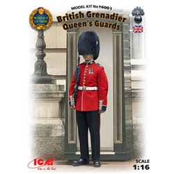 ICM 16001 1/16 British Grenadier Queen's Guards