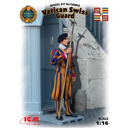ICM 16002 1/16 Vatican Swiss Guard