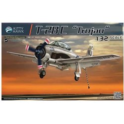 Kitty Hawk KH32015 1/32 T-28C Trojan
