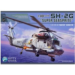 Kitty Hawk KH80126 1/48 SH-2G Super Seasprite