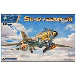Kitty Hawk KH80147 1/48 Sukhoi Su-17 /22UM-3K