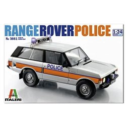 ITALERI 3661 1/24 Range Rover Police GB