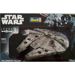Revell 03600 1/241 Star Wars Millenium Falcon