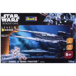 Revell 06755 1/100 Star Wars Rebel U-Wing Fighter