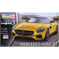 Revell 07028 1/24 Mercedes AMG GT
