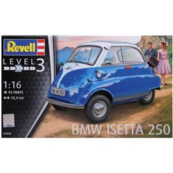 Revell 07030 1/16 BMW Isetta 250