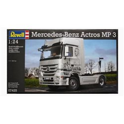 Revell 07425 1/24 Mercedes-Benz Actros MP3