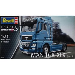Revell 07426 1/24 MAN TGX XLX (Euro 5)