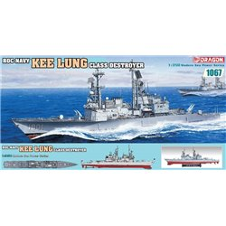 DRAGON 1067 1/350 Kee Lung Class Destroyer