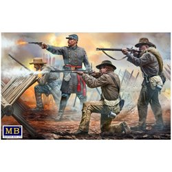 MasterBox MB3581 1/35 Do or die!, 18th Infantry Regiment of North Carolina