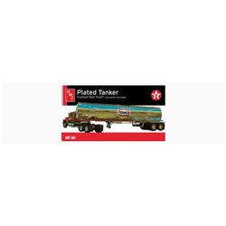 "AMT 684/06 1/25 Fruehauf Plated Tanker Semi Trailer ""Texaco"""