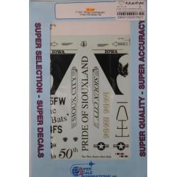 EBBRO 20009 1/20 Team Lotus Type 72E 1973 2nd. Production