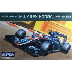 EBBRO 20014 1/20 McLaren Honda Mp4-30 2015 Middle Season