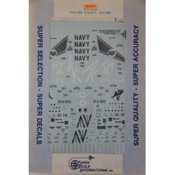Fujimi 40060 1/700 USS Cushing DD985