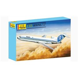 Heller 80447 1/125 Boeing 727