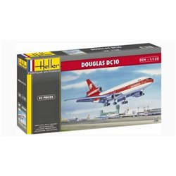 Heller 80460 1/125 Douglas DC10